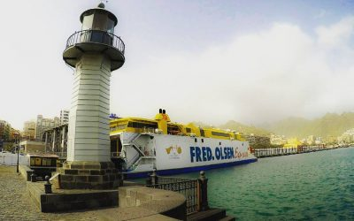 Fred. Olsen Express, Patrocinador Oficial del Intersport Canarias-#FaF2017