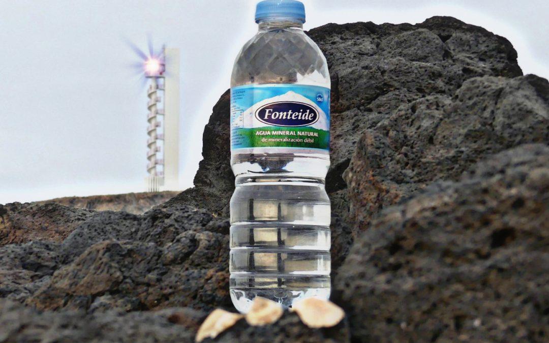 Fonteide Agua Mineral Natural hidratará a los participantes de #FaF2018